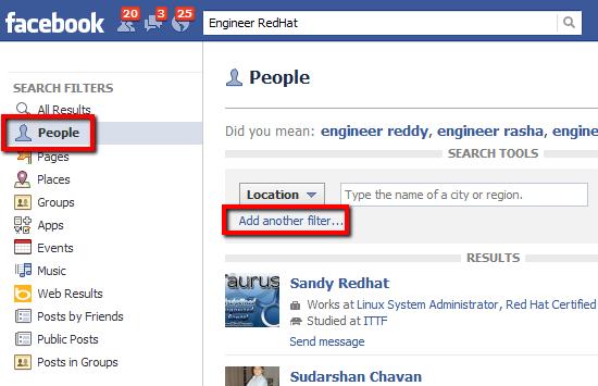 ¿Cómo buscar amigos en Facebook?