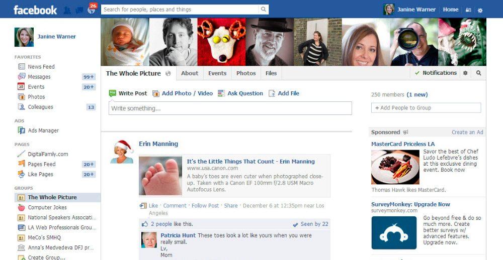 ¿Cómo crear un grupo en Facebook?