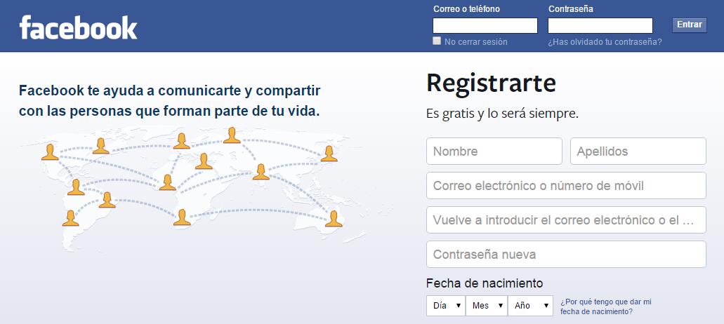 Cómo crear un perfil de Facebook