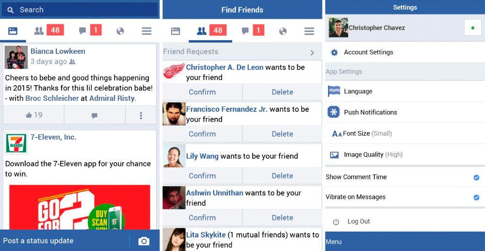 Cómo descargar Facebook Lite para Android