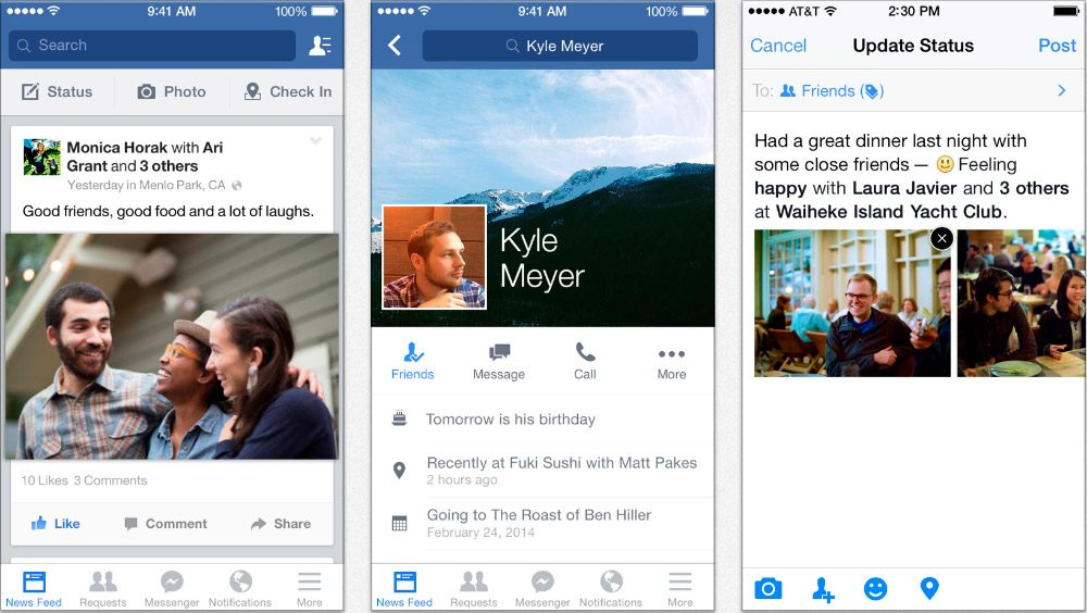 Cómo descargar Facebook para iPhone