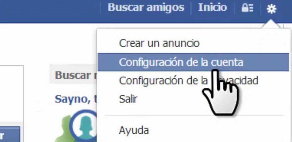 Pasos para bloquear personas en Facebook