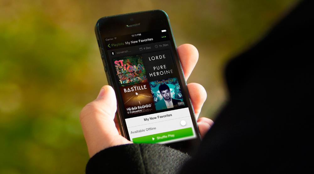 Las aplicaciones que debes tener en tu Smartphone: Spotify