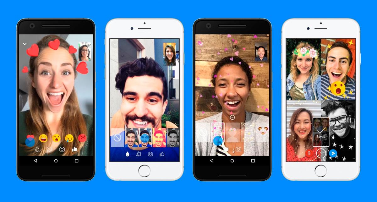 Videollamadas de Facebook: información básica